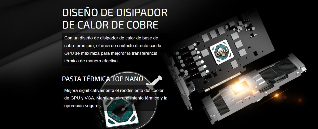 ASROCK RX570 8GB OUT IMPORTEC