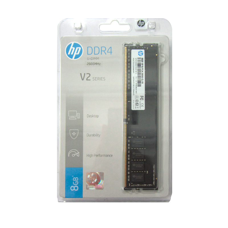 HP DDR4 8GB OUT IMPORTEC