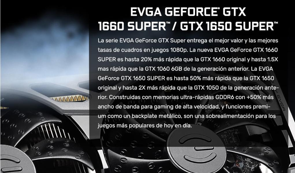 GTX1650S OUT IMPORTEC