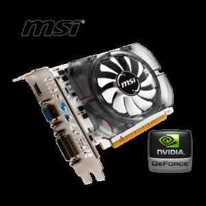VIDEO NVIDIA MSI GT730 2GB GDDR3 128BITS