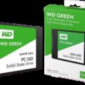 SSD SOLIDO WESTERN DIGITAL 240GB ( WDS240G2G0A-00JH30 ) VERDE