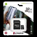 MICRO SD KING CANVAS 32GB