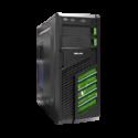 CASE HALION GAMING SCORPION 5906 ROJO CON FUENTE 400W USB 3.0/USB 2.0