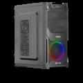 CASE CYBERTEL HUNTER CBX5002 PSU 350W  RAINBOW