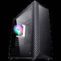CASE LIGHTING RGB GAMER C/FUENTE 500W VIDRIO TEMP