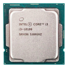 PROC. INTEL CORE I3 10100  3.6GHZ-6MB | LGA 1200 OEM